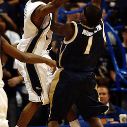 Nevada Men's Basketball v. Akron (021706)