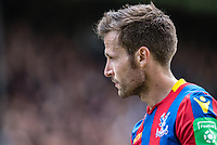 LONDON, ENGLAND - MAY 13: Yohan Cabaye (7) of Crystal Palace during the Premier League match between Crystal Palace and West Bromwich Albion at Selhurst Park on May 13, 2018 in London, England. MB Media