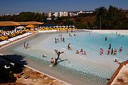 Caldas Novas_GO, Brasil.<br /> <br /> Thermas Di Roma Caldas Novas, Goias.<br /> <br /> Di Roma Thermas Park in Caldas Novas, Minas Gerais.<br /> <br /> Foto: MARCUS DESIMONI / NITRO