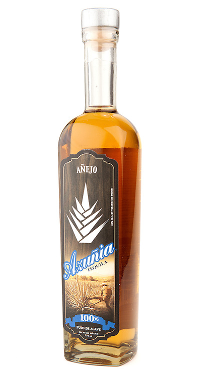 Azuñia Tequila Añejo -- Image originally appeared in the Tequila Matchmaker: http://tequilamatchmaker.com