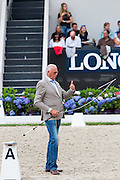 Tim Coomans<br /> Excellent Dressage Sales<br /> Longines FEI/WBFSH World Breeding Dressage Championships for Young Horses 2016<br /> © DigiShots