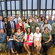 Faculty, Staff, Counselors & Admissions Group Shot