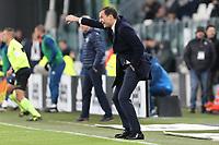 26.11.2017 - Torino - Serie A 2017/18 - 14a giornata  -  Juventus-Crotone nella  foto: Massimiliano Allegri