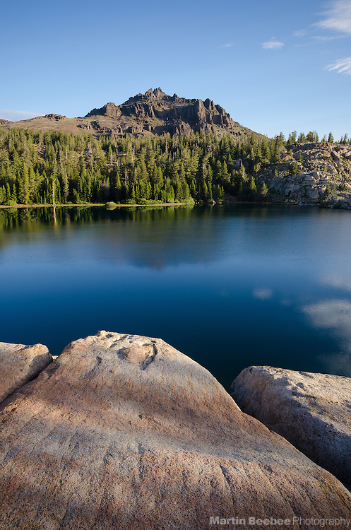 Upper Kinney Lake, Toiyabe National Forest, California