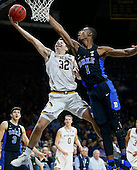 NCAA Basketball - Notre Dame Fighting Irish vs Duke Blue Devils - South Bend, In