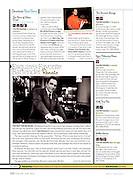 """""""Esquire's Favorite Bartender: Renato"""", Esquire Magazine, June 2006"""