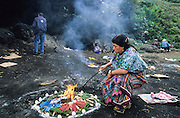 Quetzaltenango: chamans and traditional Mayan ceremonies in the mountains neal Zunil's village