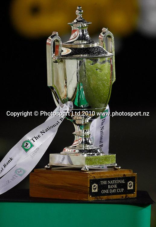 The Nationalbank ODI Cup. International One Day Cricket, New Zealand Blackcaps v Bangladesh, AMI Stadium, Christchurch, New Zealand. Thursday 11 February 2010. Photo: Simon Watts/PHOTOSPORT