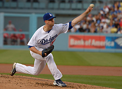 June 10, 2017 - Los Angeles, California, U.S. - Los Angeles Dodgers starting pitcher Alex Wood throws to the plate against the Cincinnati Reds in the second inning of a Major League baseball game at Dodger Stadium on Saturday, June 10, 2017 in Los Angeles. (Photo by Keith Birmingham, Pasadena Star-News/SCNG) (Credit Image: © San Gabriel Valley Tribune via ZUMA Wire)