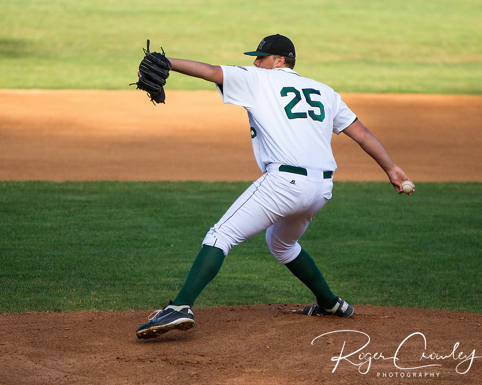 Vermont's offense scored double digit wins for the third straight night en route to a 10-4 victory at home over Holyoke in New England Collegiate Baseball League (NECBL) action on Saturday night.