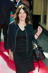 © Licensed to London News Pictures 09/02/2011 London, UK. .Arlene Phillps arrives at the Waldorf Hotel, London for the seventh Tesco Mum of the Year Awards..Photo credit : Simon Jacobs/LNP