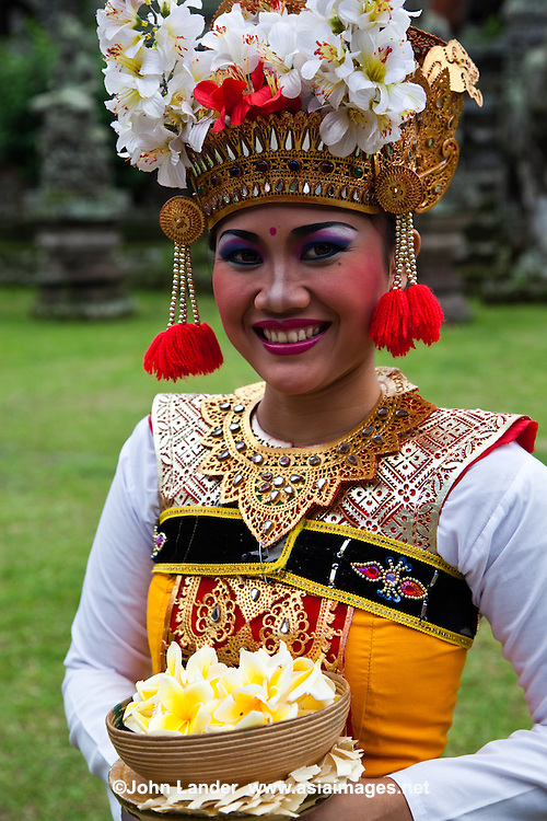 The  population of Bali of three million live mostly on the island making up 90% of Bali's total.  Balinese culture is perhaps most known for its dance, dramas and frequent ceremonies. It also has several unique aspects related to their religions and traditions. Balinese culture is a mix of Balinese Hindu  religious custom and native Balinese customs.
