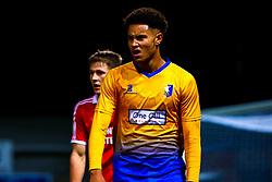 Jordan Graham of Mansfield Town - Mandatory by-line: Ryan Crockett/JMP - 13/11/2018 - FOOTBALL - One Call Stadium - Mansfield, England - Mansfield Town v Scunthorpe United - Checkatrade Trophy