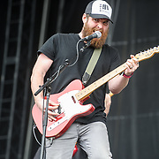 WASHINGTON, DC - September 26th, 2015 - Manchester Orchestra performs at the 2015 Landmark Festival in Washington, D.C.  (Photo by Kyle Gustafson / For The Washington Post)
