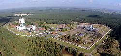 Obertägige Infrastruktur des Erkundungsbergwerks Gorleben