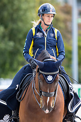 Tomkinson Maree, (AUS), Diamantina 4<br /> Alltech FEI World Equestrian Games™ 2014 - Normandy, France.<br /> © Hippo Foto Team - Leanjo de Koster<br /> 25/06/14
