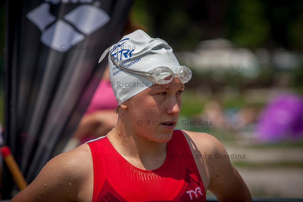 Francesca Ferlazzo (Tri Team Spezia)