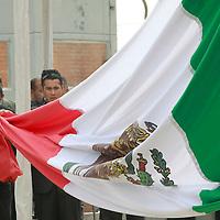 TOLUCA, México.- 20 elementos destacados del cuerpo policial del ayuntamiento de Toluca recibieron el reconocimiento al mérito institucional por su ardua labor a favor de la población toluqueña. Agencia MVT / Crisanta Espinosa. (DIGITAL)