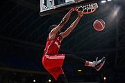 Mitchell Akil<br /> Carpegna Prosciutto Basket Pesaro - Allianz Pallacanestro Trieste<br /> Campionato serie A 2019/2020 <br /> Pesaro 5/01/2020<br /> Foto M.Ciaramicoli // CIAMILLO-CASTORIA