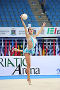 Neta Rivkin was born on 19 June 1991 in Petah Tiqwa is a former Israeli gymnast.<br />