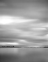 Dreamy skies above Giske.<br /> Photo: Svein Ove Ekornesvåg
