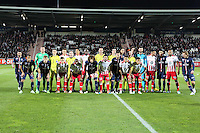 Equipe PSG / Ajaccio - 17.12.2014 - Ajaccio / Paris Saint Germain - Coupe de la ligue -<br />Photo : Jean Pierre Belzit / Icon Sport