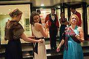 REBECCA MOULE; NATASHA MARKS, The Royal Caledonian Ball 2013. The Great Room, Grosvenor House. Park lane. London. 3 May 2013.