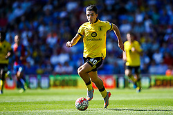 Jack Grealish of Aston Villa in action - Mandatory byline: Jason Brown/JMP - 07966386802 - 22/08/2015 - FOOTBALL - London - Selhurst Park - Crystal Palace v Aston Villa - Barclays Premier League