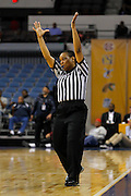 during the 2013 MEAC Basketball Tournament Women's Championship Game between Hampton and Howard at the Scope Arena  in Norfolk, Virginia.  Hampton won 59-38.  March 16, 2013  (Photo by Mark W. Sutton)