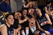Alessandra Formica, Marzia Tagliamento, GIorgia Sottana, Giulia Gatti, Sabrina Cinili<br /> Nazionale Femminile Senior Amichevole<br /> FIP 2017<br /> Latina, 26/05/2017<br /> Foto Ciamillo-Castoria / GiulioCiamillo