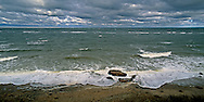 Long Island Sound, New York, Cutchogue,, Birch Beach, Long Island, North Fork