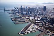 San Francisco Piers, San Francisco Bay Trail