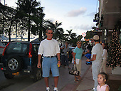 Pat Riley shopping 12/30/2003