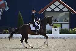 Lutkemeier Fabienne, (GER), Flynn PCH<br /> Intermediare II - Louisdor-Preis<br /> Horses & Dreams meets Denmark - Hagen 2016<br /> © Hippo Foto - Stefan Lafrentz