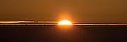 Solnedgang på Rundefjellet