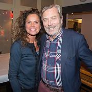 """NLD/Bloemendaal/20151124 - Boekpresentatie """"Buch"""" over het leven van Menno Buch, Nicole Buch - van Houten en Mr. Cees Korvinus"""