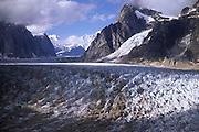 Ruth Glacier on Mount McKinley