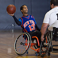 Roundup Wheelchair basketball tournament at the Virginia G Piper Sports & Fitness Center on January 28, 2012.
