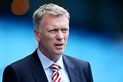 Sunderland manager David Moyes  - Mandatory by-line: Matt McNulty/JMP - 13/08/2016 - FOOTBALL - Etihad Stadium - Manchester, England - Manchester City v Sunderland - Premier League