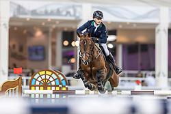 FREDRICSON Peder (SWE), H&M Chacco Dia<br /> Doha - CHI Al SHAQAB 2020<br /> Int. jumping competition with jump-off (1.55/1.60 m) - CSI5* <br /> 28. Februar 2020<br /> © www.sportfotos-lafrentz.de/Stefan Lafrentz
