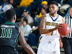 2014-15 A&T Basketball vs USC-Upstate