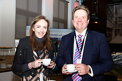 Jennie McGinn from OPSH,<br /> Philip McCabe  From Nestle Ireland,