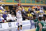 Vitali Michele, Germani Basket Brescia vs Stelmet Zielona Gora, 2 edizione Trofeo Roberto Ferrari, PalaGeorge di Montichiari 22 settembre 2017