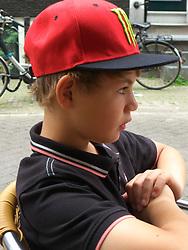 12 year old boy MR