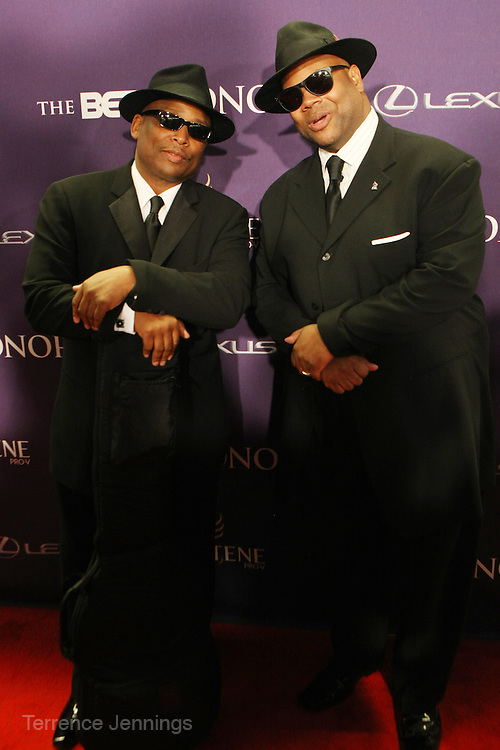 January 12, 2013- Washington, D.C- Recording Artist Terry Lewis and Jimmy Jam attend the 2013 BET Honors Red Carpet held at the Warner Theater on January 12, 2013 in Washington, DC. BET Honors is a night celebrating distinguished African Americans performing at exceptional levels in the areas of music, literature, entertainment, media service and education. (Terrence Jennings)