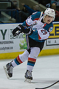 KELOWNA, CANADA - FEBRUARY 01:  Nolan Foote #29 of the Kelowna Rockets at the Kelowna Rockets game on February 01, 2017 at Prospera Place in Kelowna, British Columbia, Canada.  (Photo By Cindy Rogers/Nyasa Photography,  *** Local Caption ***