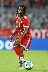 August 1, 2017 - Munich, Germany - Renato Sanches of Bayern during the second Audi Cup football match between FC Bayern Munich and FC Liverpool in the stadium in Munich, southern Germany, on August 1, 2017. (Credit Image: © Matteo Ciambelli/NurPhoto via ZUMA Press)