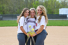 04/24/19 BHS Softball Senior Night