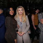 Georgia 'Toff' Toffolo of I'm A Celebrity 2017 winner attend to support Hornï Underwear for London Launch Party to support global rhino conservation fundraising on 8 Feb 2018 at Cuckoo Club in London, UK.