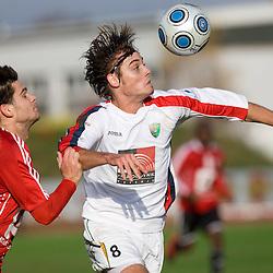 20091107: Footbal-Soccer - Slovenian 1st League - NK Interblock vs NK Rudar